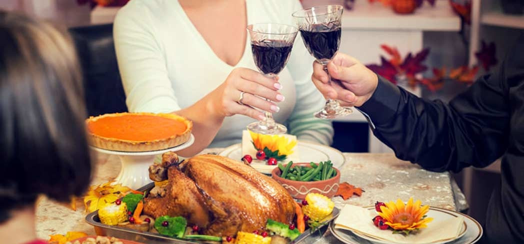 Find the perfect wines to pair with your holiday feast