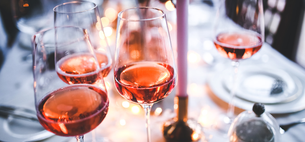 Check out GAYOT's selections of the best rose wines