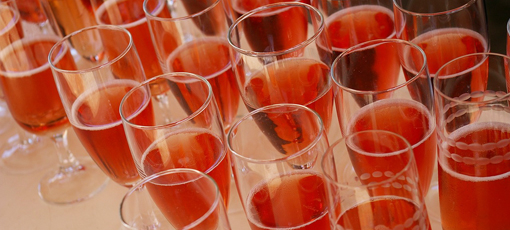 Check out GAYOT's picks of the 10 best rose champagnes