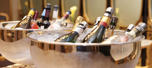 Find the best Champagne and sparkling wine options with GAYOT's lists and reviews