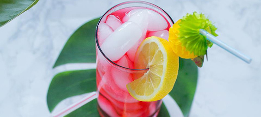 Discover how to make a cool glass of iced tea with GAYOT