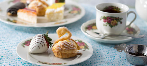 Discover the best places for afternoon tea in the U.S.