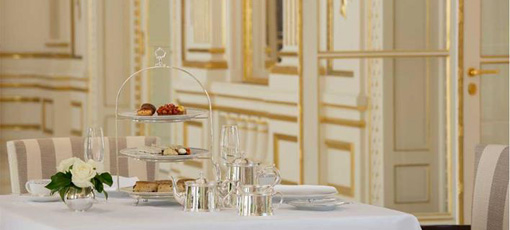 Discover the best hotels for afternoon tea around the world
