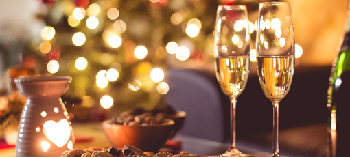 Toast the holidays with GAYOT's guide to events in December 2016