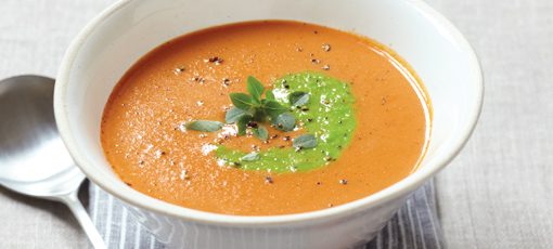 Vanilla can be used for savory dishes like tomato bisque as well according to Natasha MacAller