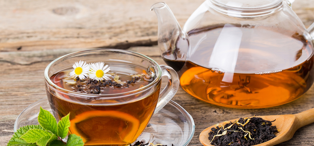 Let GAYOT's Top 10 Black Teas energize your daily routine