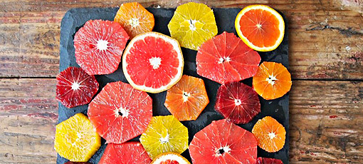 Explore the many benefits of citrus fruit with GAYOT's guide - Photo by Kitchenmylove.com