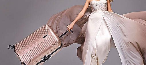 Travel in style with Hartmann luggage, one of GAYOT's Top 10 Travel Gifts