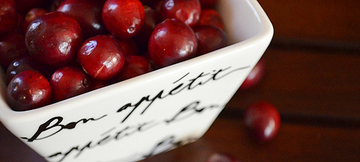 Cranberries are loaded with health benefits