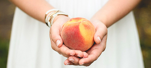 Life's peachy when you learn about all the health benefits of this fruit