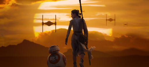 Read a review of Star Wars: The Force Awakens