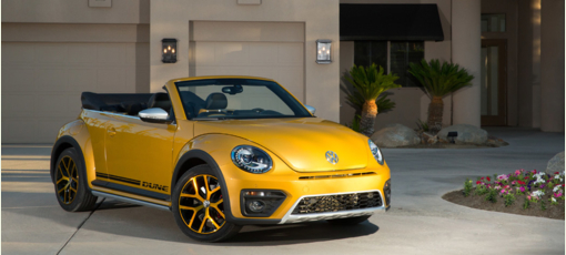 GAYOT's Car of the Month for September is the 2016 Volkswagen Beetle Dune