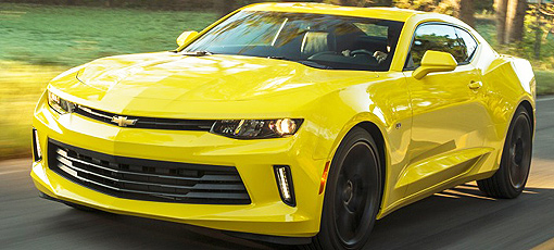 Get the details on the 2016 Chevrolet Camaro Coupe LT with GAYOT's automotive reviews