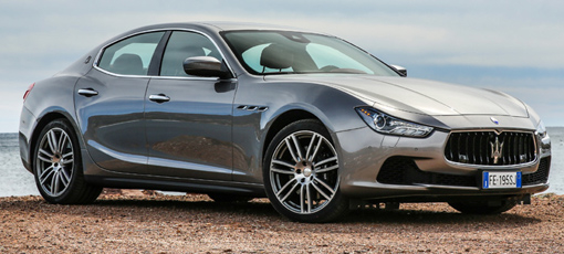 Find the best luxury sedans with GAYOT's list