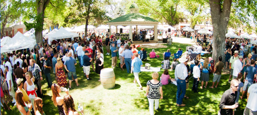 Enjoy fun May events including the Paso Robles Wine Festival