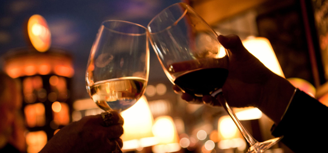 Wine with your Valentines at Mario Batali's Otto Enoteca e Pizzeria at The Venetian