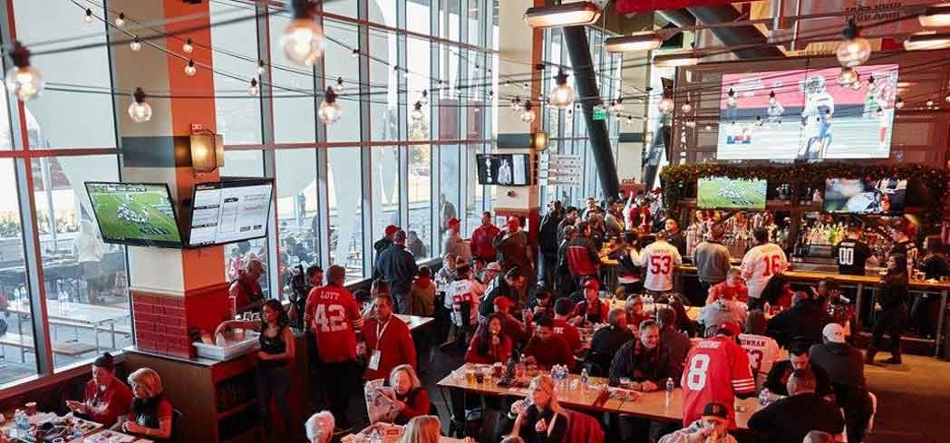 Cheer on your favorite team at the top sports bars in the country