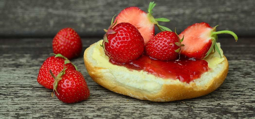 Strawberries are among the foods that are considered aphrodisiacs