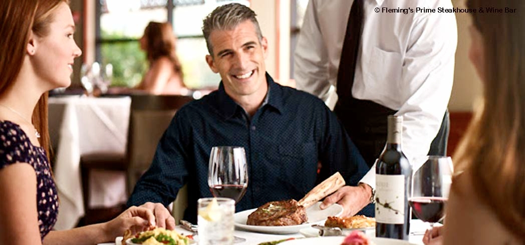 Find the best restaurants for Father's Day near you
