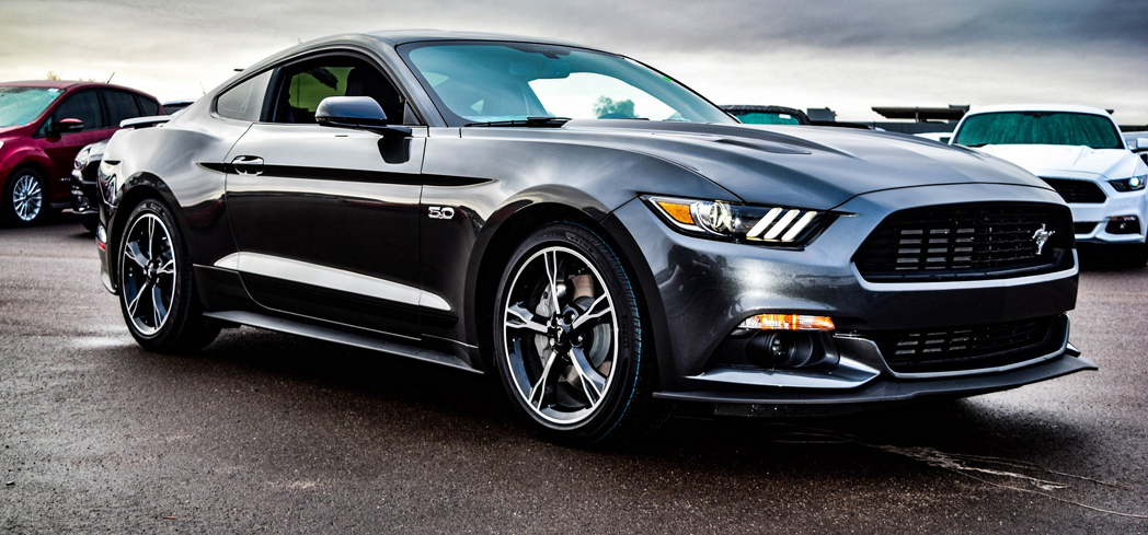 The Ford Mustang GT California Special, one of GAYOT's Top 10 Fun-to-Drive Cars