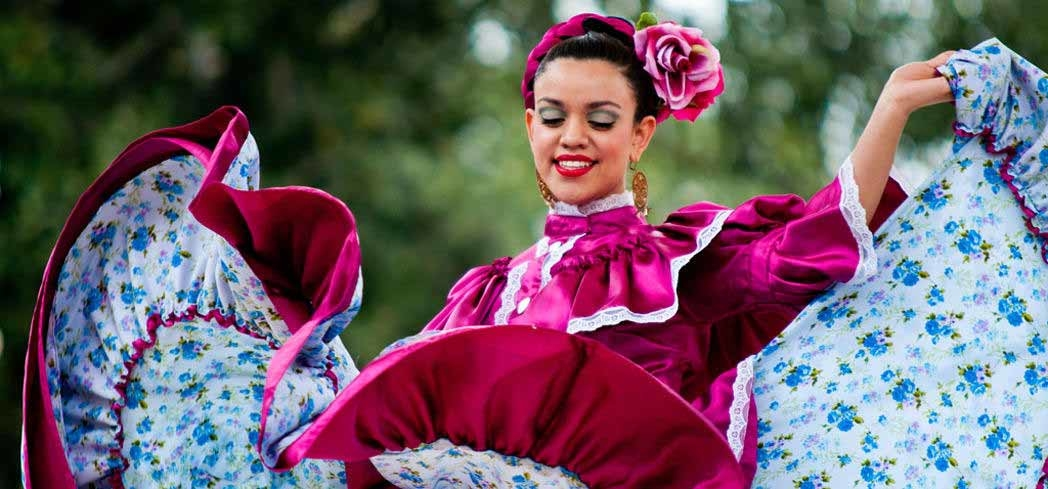 Hispanic Heritage Month is from September 15 to October 15
