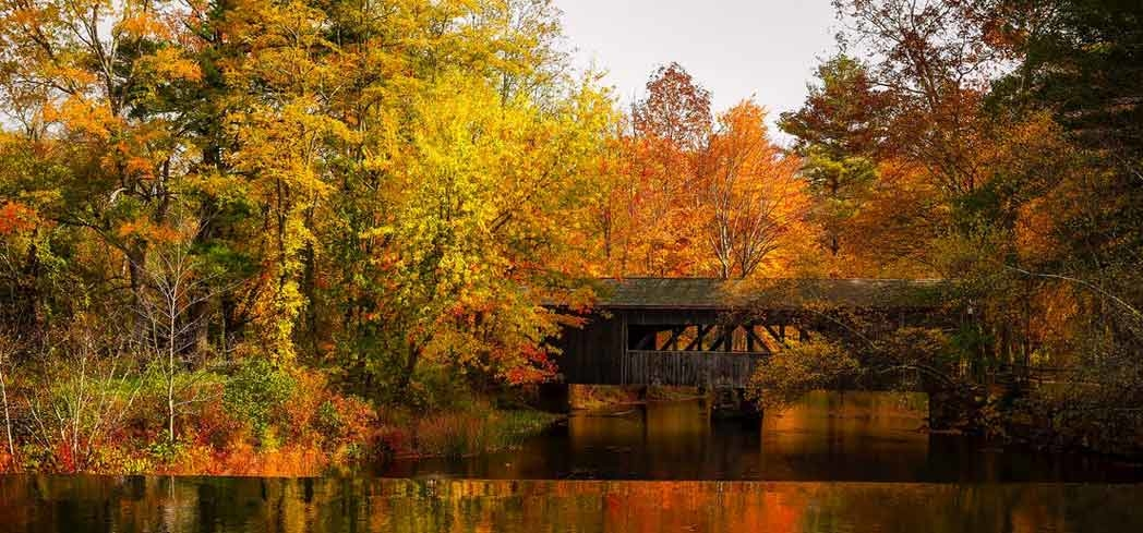 Celebrate autumn at top attractions in Vermont