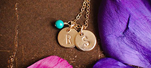 Get your mom something she'll love like the Efy Tal Initial Necklace with Birthstones, one of GAYOT's Top 10 Mother's Day Gifts