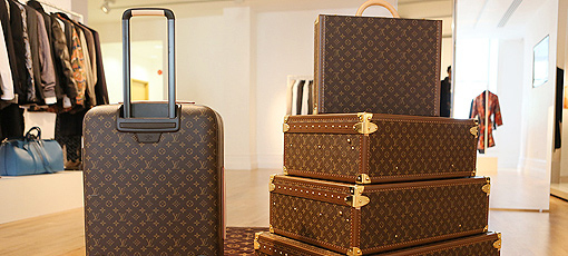 Travel like a true jet-setter with GAYOT's Top 10 Luggage Brands including Louis Vuitton
