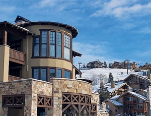 The Chateaux Deer Valley in Park City, Utah