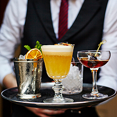 Raise a glass with GAYOT's guide to the best cocktails