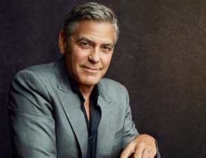 George Clooney of Casamigos Tequila