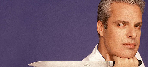Chef Eric Ripert of Le Bernardin in New York, one of GAYOT's Top 40 Restaurants in the US 2006