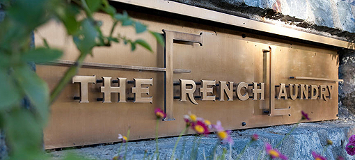 The French Laundry in Yountville, California, one of GAYOT's Top 40 Restaurants in the US 2004