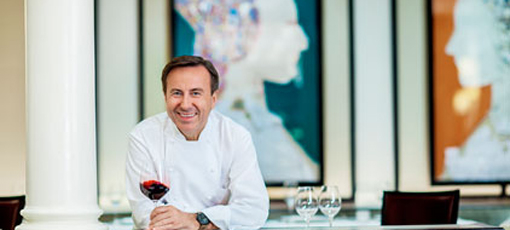 Daniel Boulud, GAYOT's 2014 Best Restaurateur in the U.S.