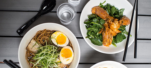 Good food doesn't have to be expensive at Ivan Ramen in NYC