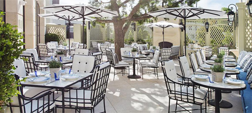 Find the best outdoor dining restaurants near you