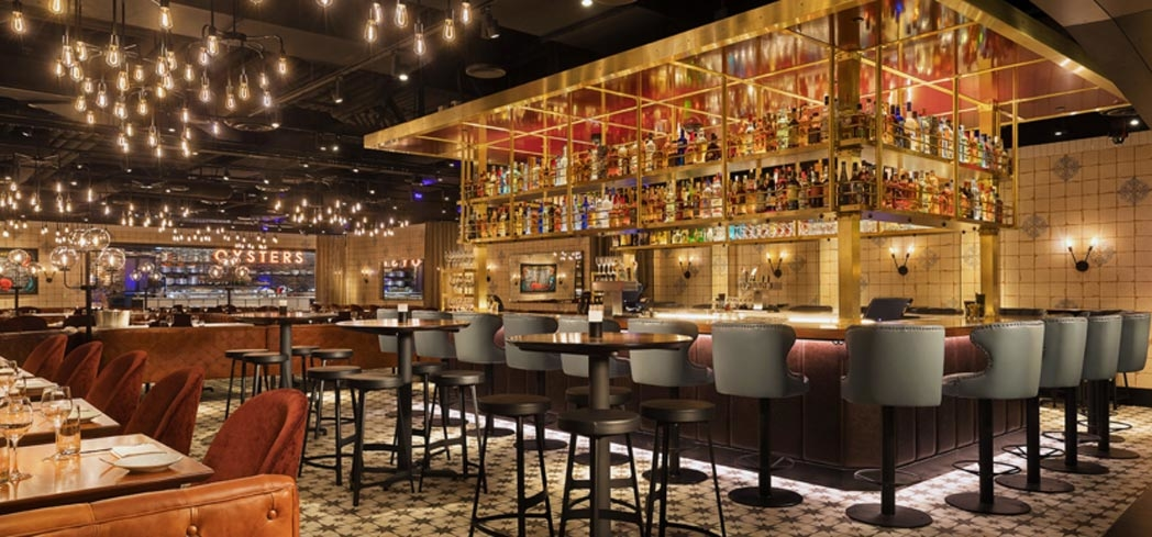 Find out about new restaurant openings in Las Vegas, including Blue Ribbon