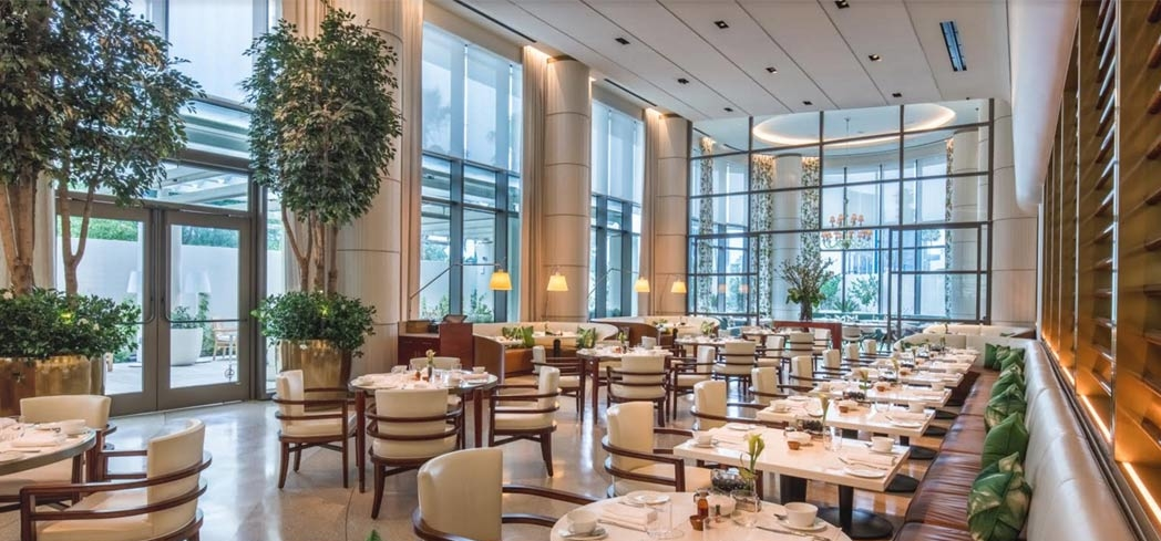 Jean-Georges Beverly Hills is one of the new restaurant openings in LA