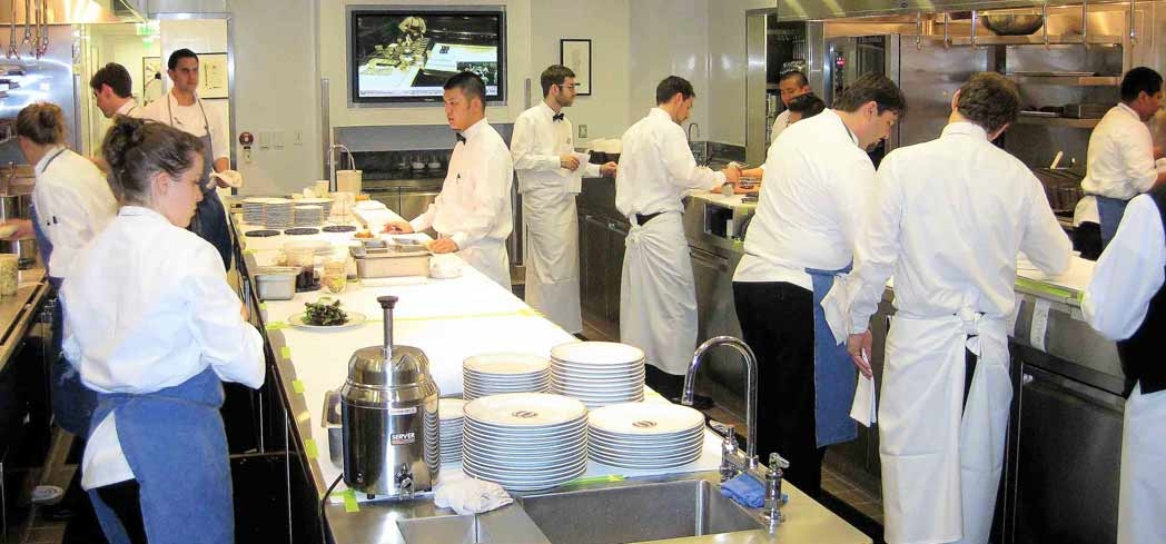It's your last chance to visit Thomas Keller's brasserie in the 90210