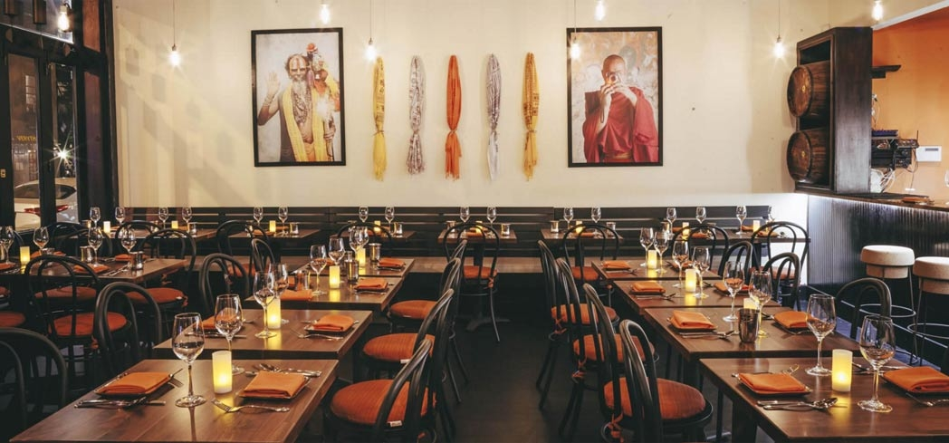 Find out about new restaurant openings in New York, including Old Monk