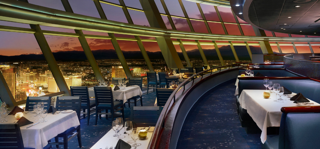 Top of The World, Las Vegas: Best Restaurants with a View