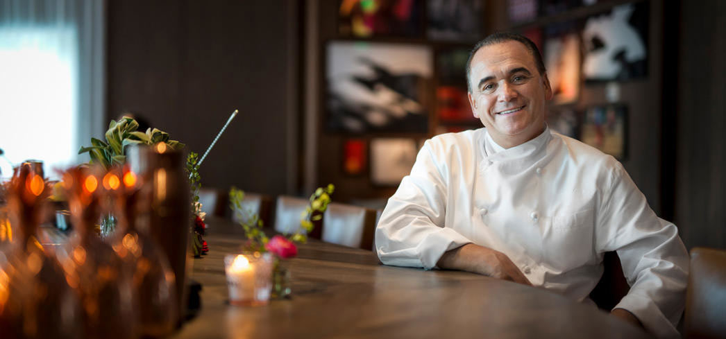 Chef Jean-Georges Vongerichten (Photo credit: Francesco Tonelli)