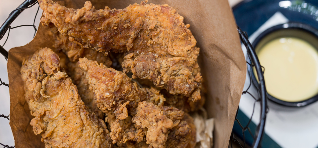 Birds & Bubbles, New York, NY: Best Fried Chicken in America