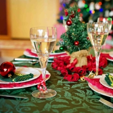 Best Restaurants for Christmas in Los Angeles, New York, Las Vegas, San Francisco Bay Area