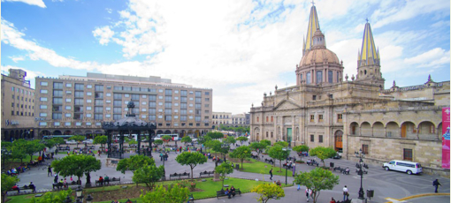 Find the top places to eat, sleep and more in Guadalajara, Jalisco, Mexico.