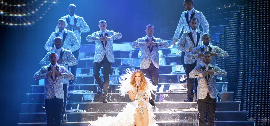 "Jennifer Lopez's ""All I Have"" is one of GAYOT's picks for the Best Shows in Las Vegas"