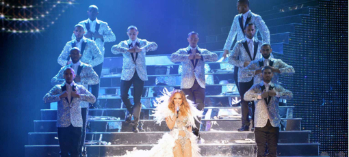 """Jennifer Lopez's """"All I Have"""" is one of GAYOT's picks for the Best Shows in Las Vegas"""