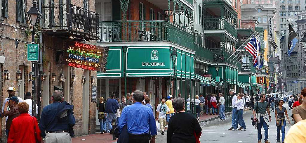 Discover the best of New Orleans