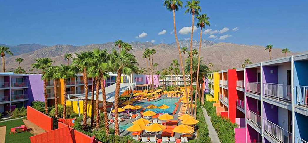 Explore the top attractions of Palm Springs