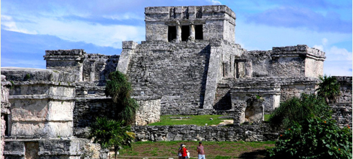 Visit the Tulum Ruins in Quintana Roo, Mexico